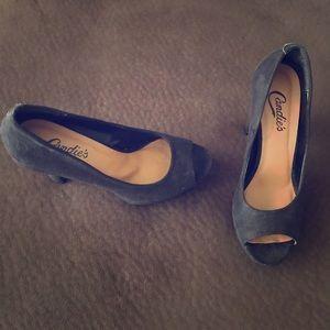 Black Candies Heels